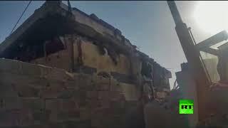 مقتل أكثر من 30 شخصا بغارة للتحالف العربي استهدفت فندقا في منطقة أرحب شمال صنعاء