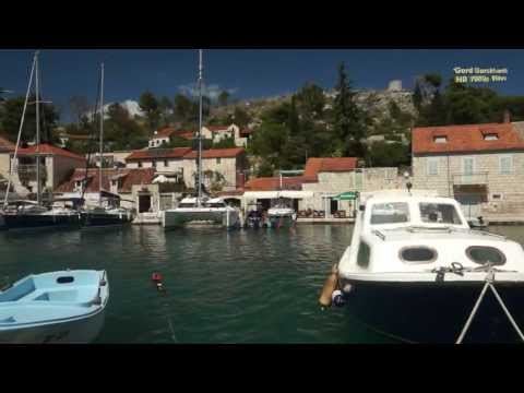 Die Mitteldalmatinischen Inseln - Teil 10:Insel Brac- Die Orte an der West-u.Nordküste