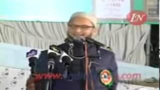 asad Owaisi great Speech Salman Khan  amp  Narendra Modi A Must Watch For Hindu Sickular