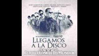 Daddy Yankee Ft. Various Artists - Llegamos A La Disco Official Original