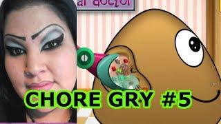 LECZYMY PUPE POU +SPA  TYPOWEJ KARYNY CHORE GRY #5