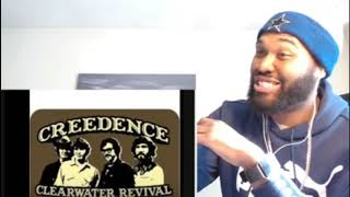 MY CHILDHOOD RUINED!!   Creedence Clearwater Revival - I Put A Spell On You+Lyrics - REACTION