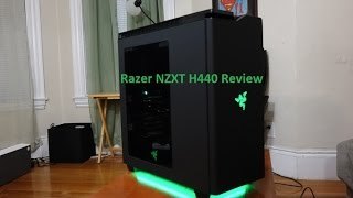 Razer NZXT H440 Review Awesome!!