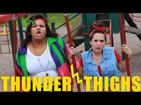 Xxx Mp4 39 THUNDER THIGHS 39 Music Video TwoSketchy 3gp Sex