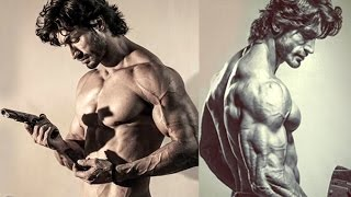 Vidyut Jammwal's Gym Bodybuilding Workout For Commando 2