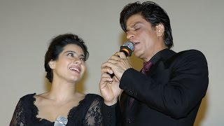 Shah Rukh Khan Sings Exclusively For Kajol