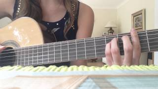 Amnesia by 5SOS / 5 Seconds of Summer acoustic guitar cover