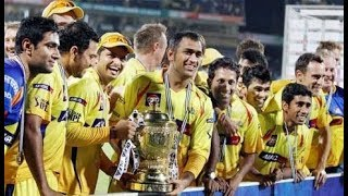 IPL 2018 FINAL MATCH WINNER CSK CELEBRATION AND REVIEWS
