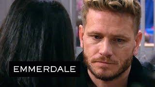 Emmerdale - David Shares a Shameful Secret With Priya