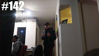 PATJEMOSS ZINGT SUPER VALS IN DE STUDIO !! - QUCEE VLOG #142