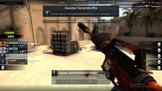 Counter-Strike Global Offensive # M4A1-S |  4  kills