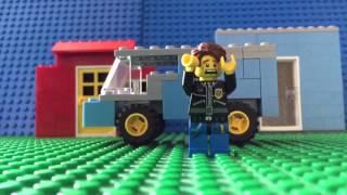 Lego Earthquake Safety
