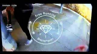 Erstes free running video in bremerhaven!!!