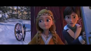 눈의 여왕3 눈과 불의 마법대결  더빙
