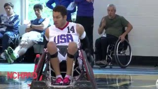 Sports Series: Wheelchair Rugby