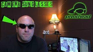 HD Camera Sunglasses - Pivothead Spy Glasses