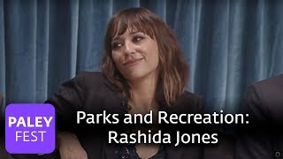 Parks and Recreation - Rashida Jones On Playing The Straight Man