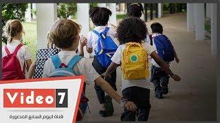 فيديو معلوماتي.. المقررات الدراسية وطرق التقييم في رياض الأطفال بالنظام الجديد