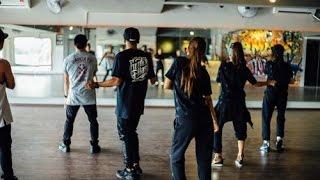 DE FAM #SUPERGIRLS Dance Practice Video