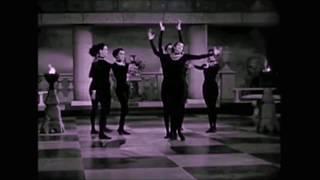Cat Women of the Moon 1953 Ritual Dance