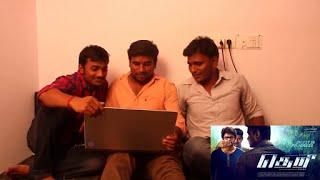 Vijay Vs Ajith Fan Reaction On Theri Trailer   Must Watch