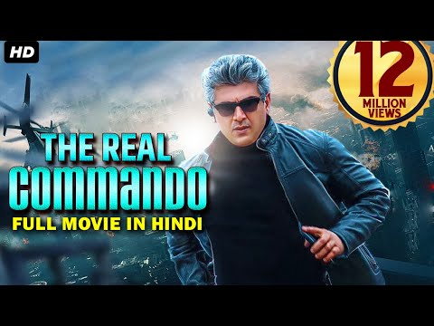 Xxx Mp4 Ajith Kumar New Movie 2017 The Real Commando 2017 New Released South Indian Full Movie 3gp Sex