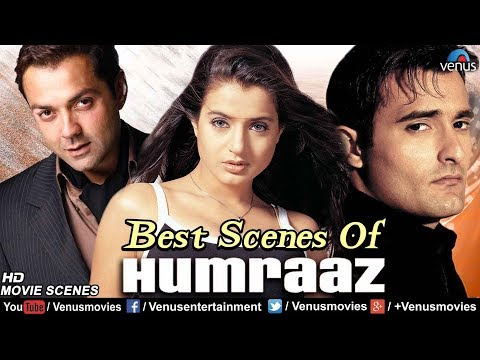 Best Scenes Of Humraaz | Hindi Movies | Bobby Deol | Akshaye Khanna | Best Bollywood Movie Scenes