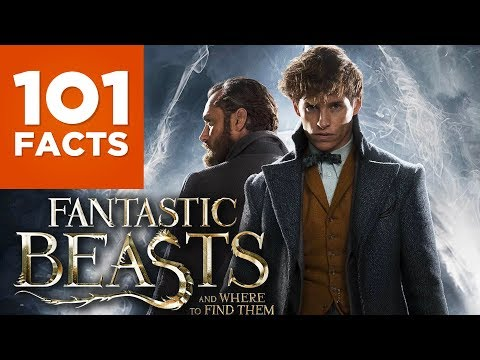 watch 101 Facts About Fantastic Beasts And Where To Find Them