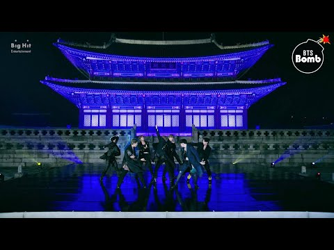 BANGTAN BOMB Dynamite Stage CAM BTS focus Gyeongbokgung BTS 방탄소년단