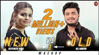 New vs Old 3 Bollywood Songs Mashup | Raj Barman feat. Deepshikha Raina | Bollywood Songs Medley