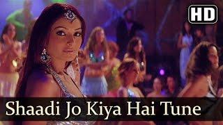 Shaadi Jo Kiya hai Tune | Barsaat (2005) | Bobby Deol | Bipasha Basu | Filmigaane