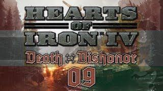Hearts of Iron IV DEATH OR DISHONOR #09 AI NAVAL INVASION - HoI4 Austria-Hungary Let