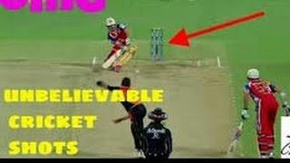 ★(Top-10 )★ Most Weird Cricket Shots ●► HD Cricket Video Compilation