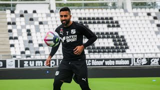 Saman GHODDOS - Welcome To Amiens FC ! | Goals & Skills (2018)