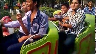The nandan park journey in bangladesh  part-1