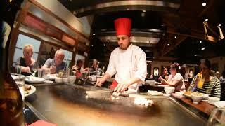 Japanese Hibachi Cooking #2