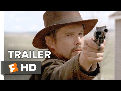 In a Valley of Violence Official Trailer 1 2016 Ethan Hawke Movie