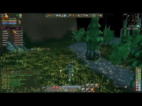 WenDIgo Stream: Ryzom ( Daily Hunting )