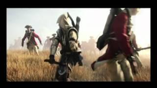 Assassin's Creed III - Connor vs Ezio Cinematic Trailer