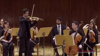 """A+música.com. Vivaldi """"Concierto para violín, viloloncello y orquesta en Si Bemol Mayor RV547."""