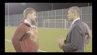 Ramzan Kadyrov-Geo Politics: Real Sports Trailer (HBO)