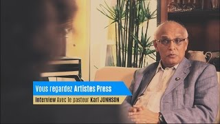 Extrait de l'interview avec le Pasteur Karl Johnson