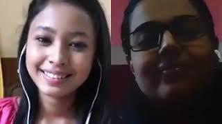 Kanha so ja Jara song sung by Manali with Indian idol contestant RanjanaRay