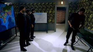 وادي الذئاب الجزء الثامن الحلقة 75 مدبلجة للعربية HD
