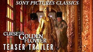 Curse of the Golden Flower teaser trailer
