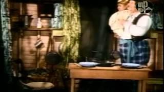 لورل و هاردی قسمت دختر کولی دوبله فارسی