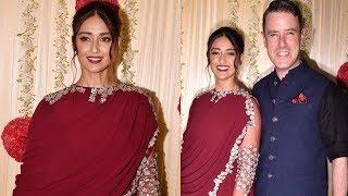 Ileana D'Cruz With Boyfriend Andrew Kneebone At Ekta Kapoor's Diwali Party 2017