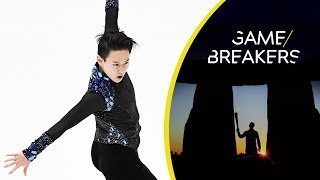The Figure Skater Putting his Country on the Map | GameBreakers