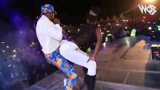 Diamondplatnumz Live Performance at Naivasha / Nairobi 2017 (part 1)