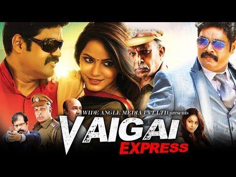 Xxx Mp4 Vaigai Express 2018 New South Indian Full Hindi Dubbed Movie Hindi Dubbed Movies 2018 3gp Sex